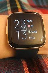 Apple Watchと迷い、睡眠のためにFitbitを買った結果【主婦のスマートウォッチ比較】